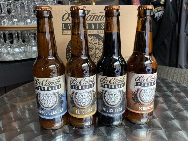 Les Fines Gueules Bières Lyonnaise