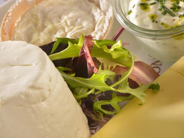 Les Fines Gueules Fromages de la fromagerie Verlaine