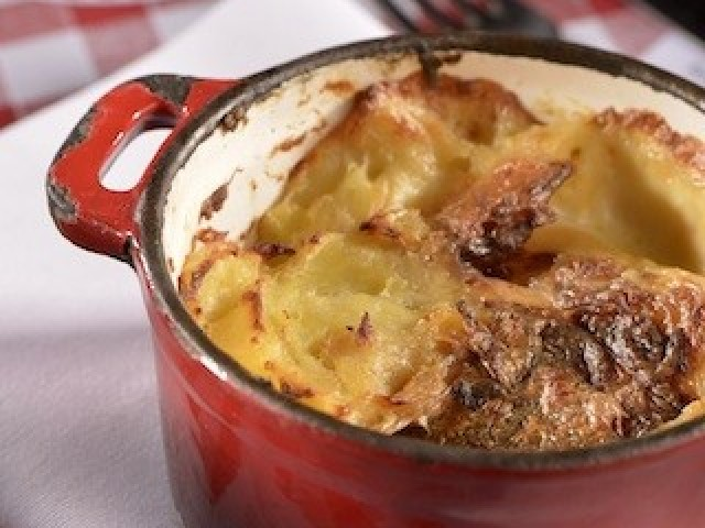 Les Fines Gueules Gratin Dauphinois